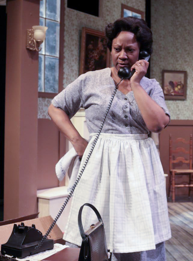 As Lena in Clybourne Park February 2014